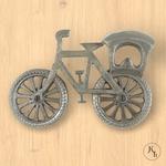 Flesopener fiets