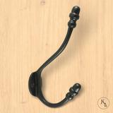 Kapstokhaak zwart Acron XL
